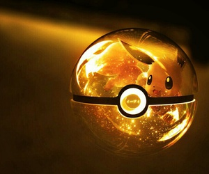 pokemon, pokeball, and pokemon go image
