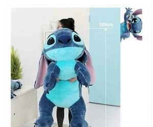 stitch, cute, and stich image