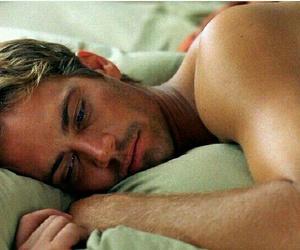 paul walker and sleep image
