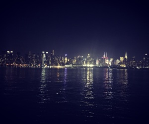 lights, New Jersey, and new york image