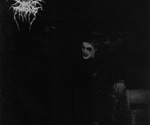 Black Metal, Darkthrone, and black metal norway image