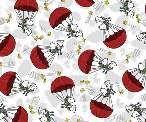 background, parachute, and pattern image