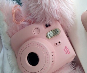 love it, pink collection, and pink camera image