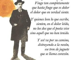 Fernando Pessoa, el poeta, and mentira image