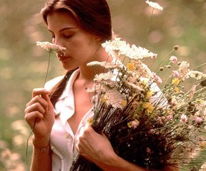 flowers and liv tyler image