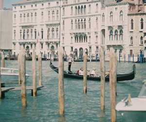 italy, venice, and photography image