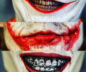 joker and smile image