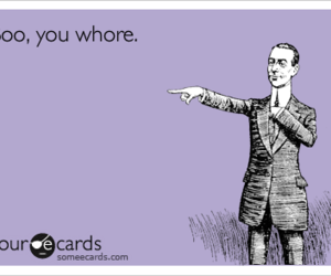 ecards, funny, and mean girls image