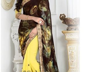 saree, weddingsaree, and designersaree image