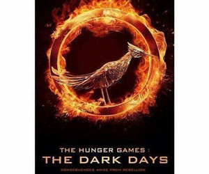 the hunger games, thg, and 2017 image