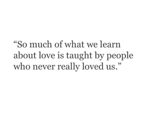 quotes, love, and teach image