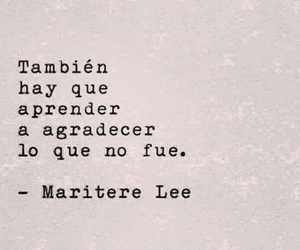 frases, quotes, and agradecer image