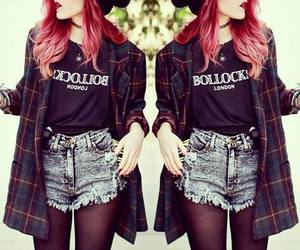 clothing and redhead image