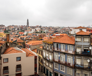city, portugal, and Houses image