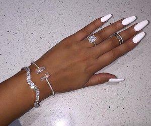 diamonds, fashion, and long image