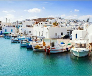 beauty, paros, and Greece image