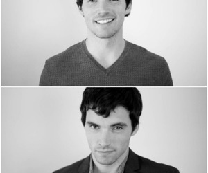 Collage, handsome, and ian harding image