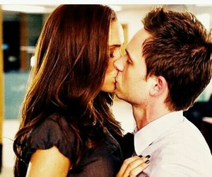 rachel and suits image