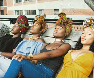 beautiful, Queen, and blackgirl image