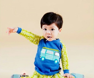 baby, korean, and Sweetie image