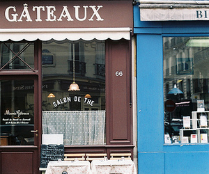 france, shopfront, and street image