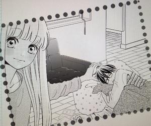 kawaii, manga, and selfie image