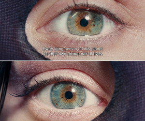 eyes, quotes, and universe image