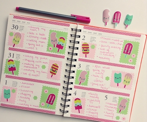 art, planner, and planning image