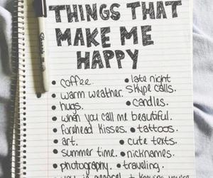 happy, list, and tumblr image