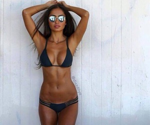 body, summer, and fitness image