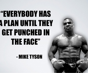 kickboxing and mike tyson image