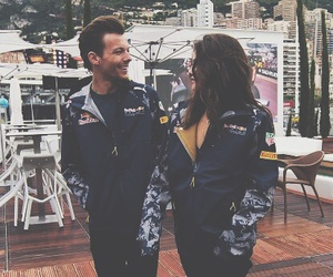 danielle campbell and louis tomlinson image