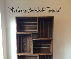 diy and bookshelf image