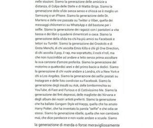 tumbrl, frasi italiane, and frasi belle image