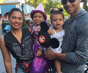 ryan curry, stephen curry, and ayesha curry image