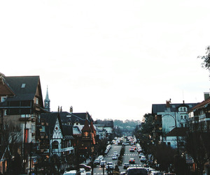 city, photography, and road image