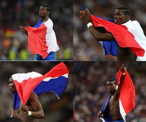 france and paul pogba image