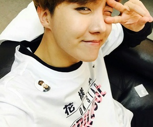 bts, hobi, and jhope image