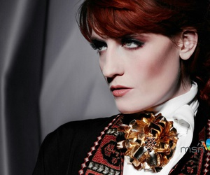 florence welch and Queen image