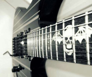 avenged sevenfold, guitar, and a7x image