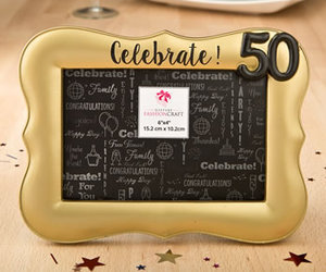 birthday, picture frame, and 50th birthday image