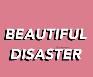 background, beautiful disaster, and lookscreen image