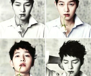 song joong ki, actor, and korean image