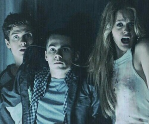 teen wolf, dylan o'brien, and isaac lahey image