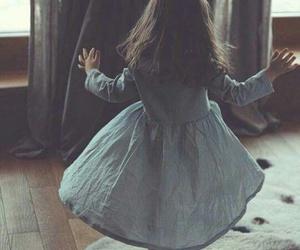 beautiful, girl, and children image