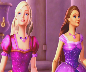 Alexa, barbie, and girls image