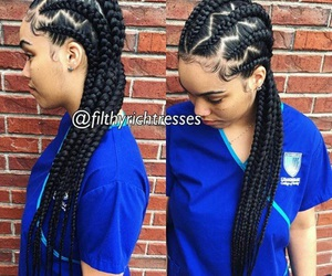 braids, edges, and weave image