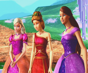 Alexa, barbie, and liana image