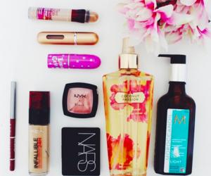 beauty, makeup, and Victoria's Secret image