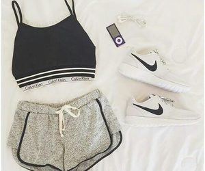 nike, outfit, and Calvin Klein image